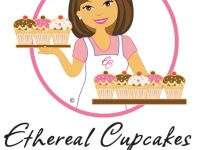 Cupcake Lady Logo w-Company Name2