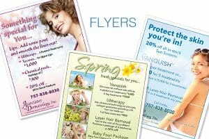 Impacting Flyers for Small Business